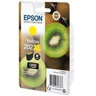 Tusz Epson  202XL do XP-6000  | 650str. | 8,5 ml |  yellow