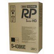 Farba Riso S-4386E do RP3700/3790 | 2 x 1000ml | black