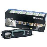 Kaseta z tonerem Lexmark do X342 | zwrotny | 6 000 str. | black