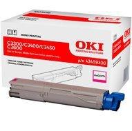 Toner Oki do C-3300/3400/3450/3600   2 500 str.   magenta EoL