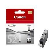 Tusz  Canon  CLI521BK do  iP-3600/4600,  MP-540/620/630/980 | 9ml | black