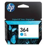 Tusz HP 364 Vivera do Photosmart 5510/5515/7510, C5380/6380 | 300 str. | cyan