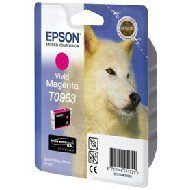 Tusz Epson  T0963  do  Stylus Photo R2880  | 11,4ml |    vivid magenta