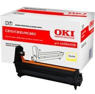 Bęben światłoczuły Oki do C810/C830/MC860/MC801/821/MC851   20 000 str.   yellow