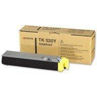 Toner Kyocera TK-520Y do FS-C5015N   4 000 str.   yellow