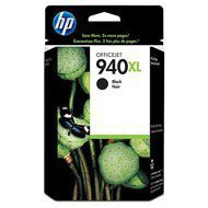Tusz HP 940XL do Officejet Pro 8000/8500 | 2 200 str. | black