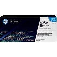 Toner HP 650A do Color LaserJet CP5525, M750 | 13 500 str. | black