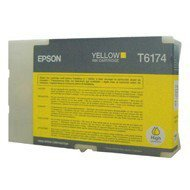 Tusz Epson T6174  do  B-500DN/510DN | 100ml |   yellow