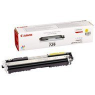 Toner  Canon  CRG729Y do  LBP-7018C/7010C | 1 000 str. |   yellow