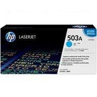 Toner HP 503A do Color LaserJet 3800 | 6 000 str. | cyan