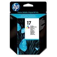 Tusz HP 17 do Deskjet 816/825/840/843/845 | 480 str. | CMY