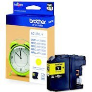Tusz Brother do MFCJ4510DW/4610DW/4710DW | 1 200 str. | yellow