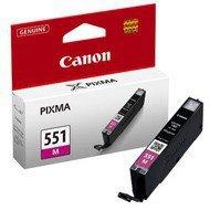 Tusz  Canon CLI551M  do  iP-7250, MG-5450/6350 | 7ml |  magenta