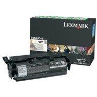Kaseta z tonerem Lexmark do aplikacji naklejkowych do T65x | zwrotny | black