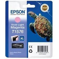 Tusz Epson  T1576  do Stylus Photo R3000 | 25,9ml |  vivid light magenta
