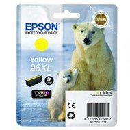 Tusz Epson  T2634  do  XP-600/700/800 | 9,7ml |   yellow