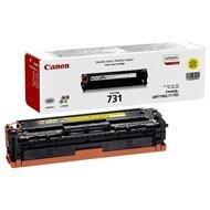 Toner Canon  CRG731Y do LBP-7100/7110 |1 500 str. |   yellow
