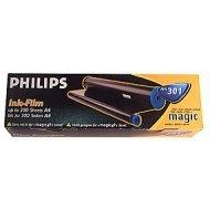 Folia Philips do faksów PPF 241/271 | 300 str. | black