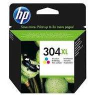 Tusz HP 304XL do Deskjet 3720/30/32 | 300 str. | CMY
