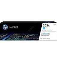 Toner HP 203A do Color LaserJet Pro M254dn/M280nw   1 300 str   cyan