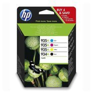 Tusz HP 934/935XL do Officejet Pro 6230/6830 | CMYK