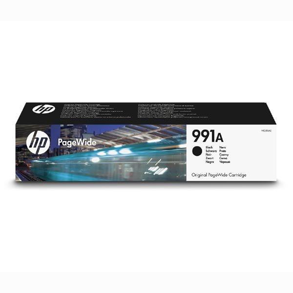 Tusz HP 991A BLK PageWide