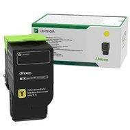 Kaseta z tonerem Lexmark do MC2640/C2325/ C2425 | zwrotna | 1 000 str. | YELLOW