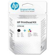 Zestaw głowicy drukującej HP GT | czarna/trójkolorowa
