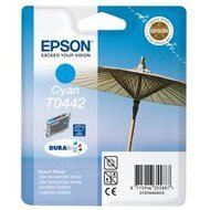 Tusz Epson T0442  do  C-64/66/84/86, CX-3650/6400  | 13ml |  cyan