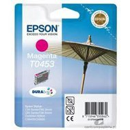 Tusz Epson T0453  do  C-64/66/84/86, CX-3650/6400  | 8ml | magenta