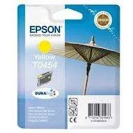 Tusz Epson  T0454  do  C-64/66/84/86, CX-3650/6400 | 8ml |  yellow