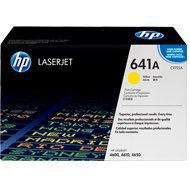 Toner HP 641A do Color LaserJet 4600/4610/4650 | 8 000 str. | yellow