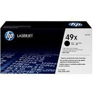Toner HP 49X do LaserJet 1320/3390/3392 | 6 000 str. | black