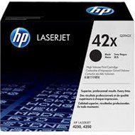 Toner HP 42X do LaserJet 4250/4350 | 20 000 str. | black