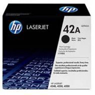 Toner HP 42A do LaserJet 4250/4350 | 10 000 str. | black