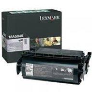 Kaseta z tonerem Lexmark do T-610/614/616 | zwrotny | 25 000 str. | black