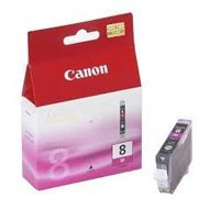 Tusz Canon CLI8M do iP-4200/4300/5200/5300/6600, MP-500/600/800| 13ml | magenta