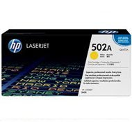 Toner HP 502A do Color LaserJet 3600 | 4 000 str. | yellow
