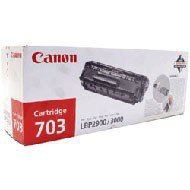 Toner Canon  CRG703   do  LBP-2900/3000  | 2 500 str. |   black
