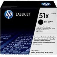 Toner HP 51X do LaserJet P3005, M3027/3035 | 13 000 str. | black