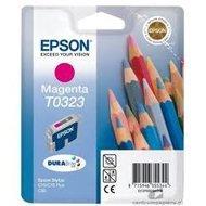Tusz Epson  T0323   do Stylus C-70/80/82 | 16ml |  magenta