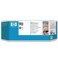 Głowica + głowica czyszcząca HP 90 do Designjet 4000/4020/4500/4520 | cyan