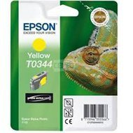 Tusz Epson  T0344   do  Stylus Photo 2100 | 17ml |   yellow