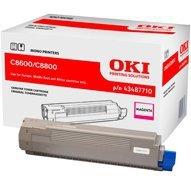 Toner Oki do C-8600/8800   6 000 str.   magenta