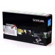 Kaseta z tonerem Lexmark do C-524/534 | zwrotny | 5 000 str. | magenta