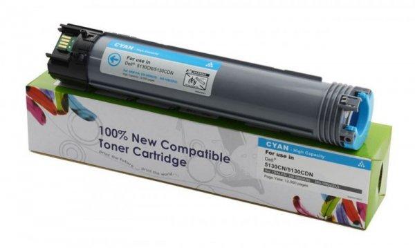 Toner Cartridge Web Cyan Dell 5130 zamiennik 593-10922