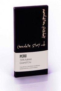 Czekolada deserowa Grand Cru [70% kakao z Peru] 50g
