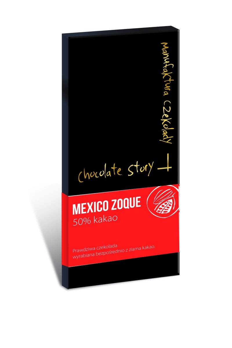 Czekolada Mexico Zoque Dark Milk 50% kakao