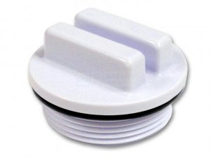 Korek GZ 1 1/2 na zimę - skimmer, dysza