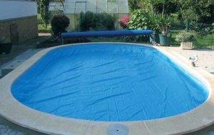 Przykrycie Safe Top do basenu 3,20m x 6m